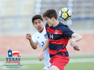 2019-04-02 North Mesquite (0) @ Allen (2) Area Playoff