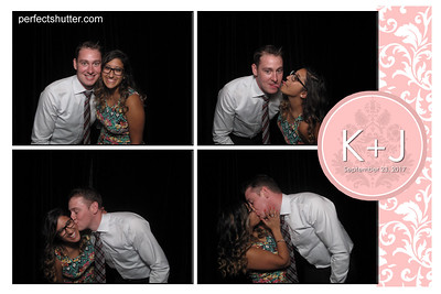 Windsor Photo Booth: Kelsey & Jordan