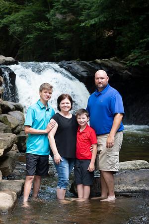 Barton Family 2020