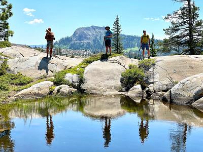 Fisher Lake: July 2-5, 2021