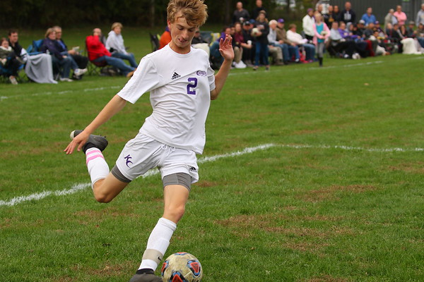 Soccer Boys Districts vs Schoolcraft - KCHS 10/15/19