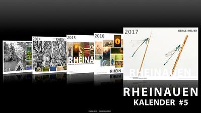 Rheinauen-Kalender 2017