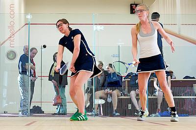 2010-12-04 Elena Laird (Middlebury) and Meg Oliverio (Smith College)