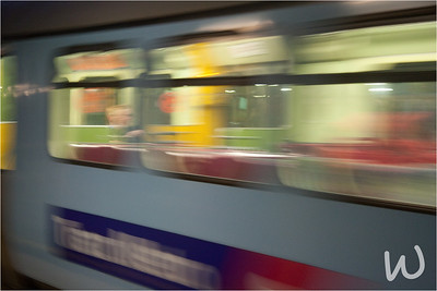 Photo Essay: Life at Wellington Railway Station