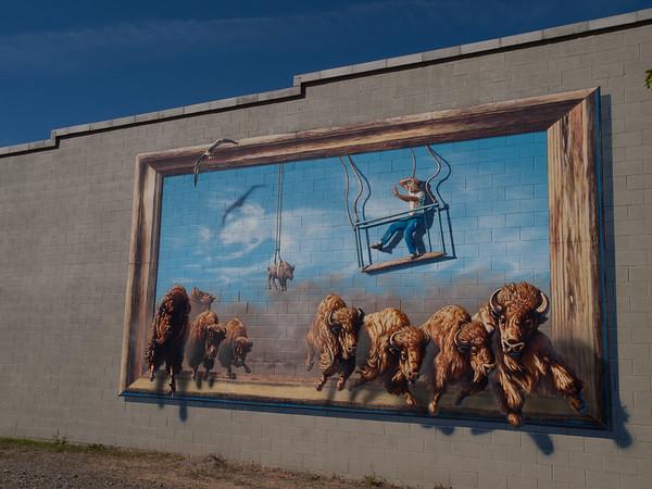 Fort Whoop-Up & Lethbridge, Alberta
