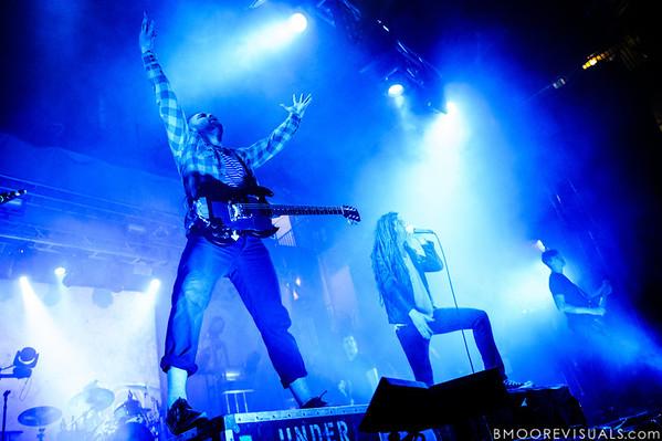 Underoath - FINAL SHOW - Jannus Live, St. Pete 1/26/13