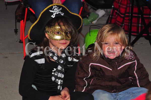 10-25-14 Defiance Halloween Parade