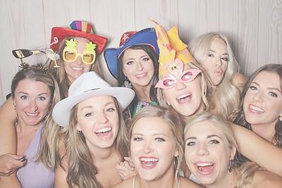 6-19-21 Atlanta The Carlyle Venue Photo Booth - Taylor Wedding - Robot Booth
