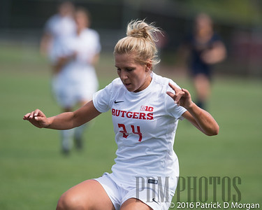 Rutgers Women v Drexel 09-11-2016