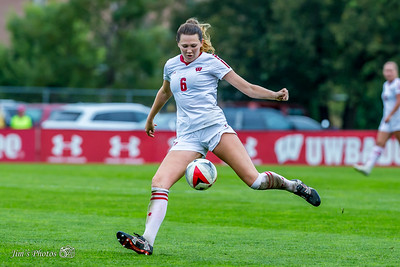 UW Sports - Women's Soccer - September 30, 2018