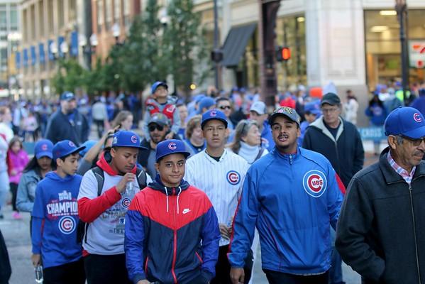 Cubs Parade 2016