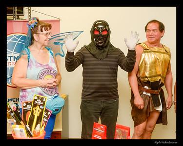 Kamehameha Toastmasters - Halloween 2016
