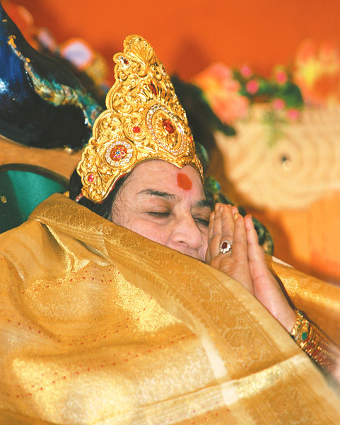 Shri Ganesha Puja, 14 September 2002, Cabella (Michal Markl photo)