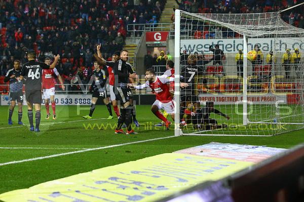 Rotherham United v Reading  15 - 12 - 18
