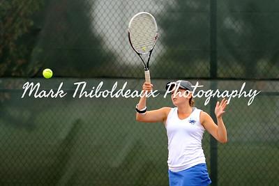 Lampeter-Strasburg Girl's Tennis v. MT (League Champs) 9.30.14