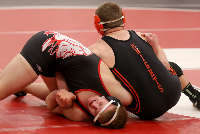 2016 North Sectionals Wrestling