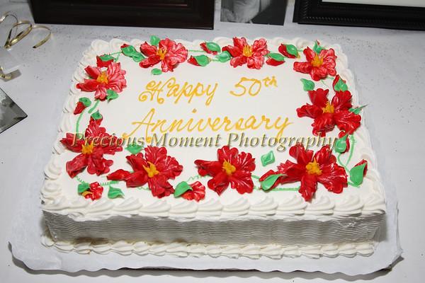 Elsie & Pepe Safranek's 50th Anniversary Party