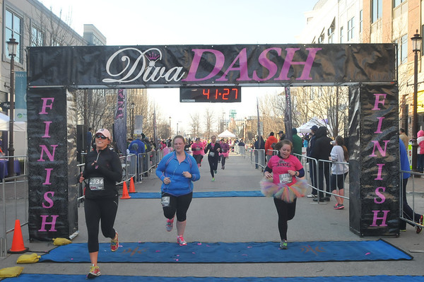 Finish Line 30-40 Minutes