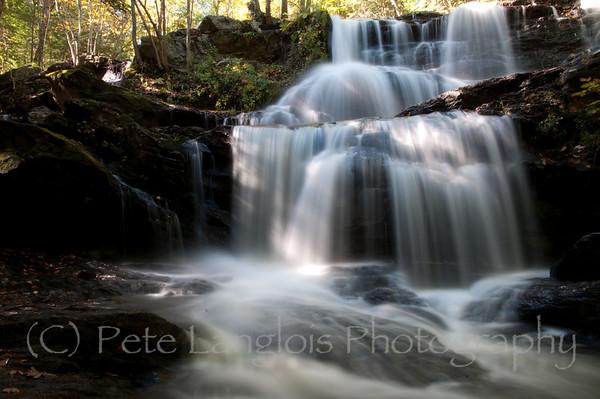 Old Resevoir Falls, Wilton NH