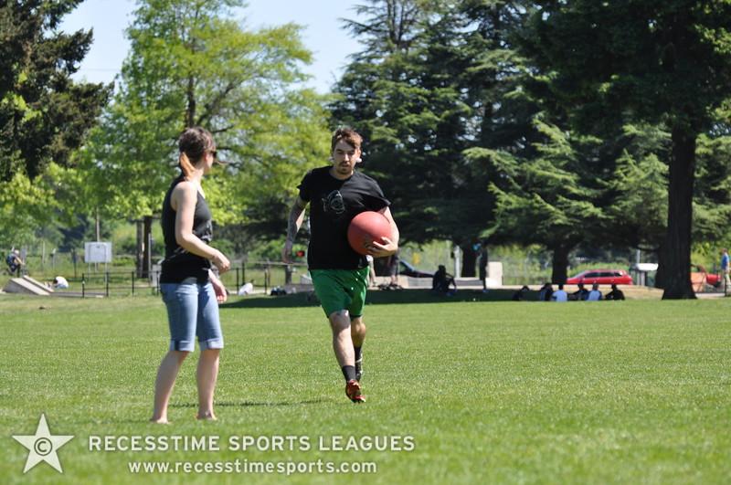 Recesstime Sports Leagues Portland Kickball Spring 2013 Dodgeball Bowling Ping Pong Mushball - 127
