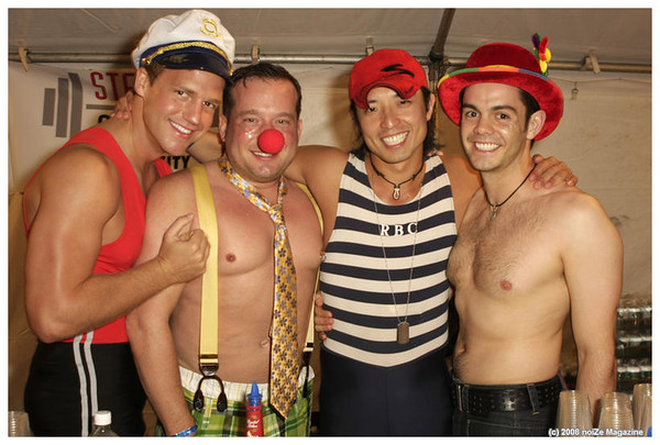 Pines Party - Fire Island Pines, NY