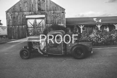 Richard Chevalier Jr. Rat Rod truck