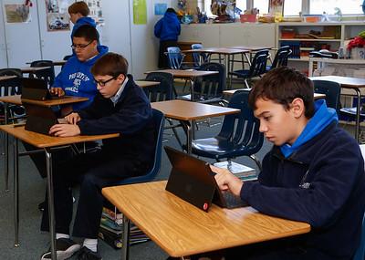 Holy Rosary 2015 Classroom
