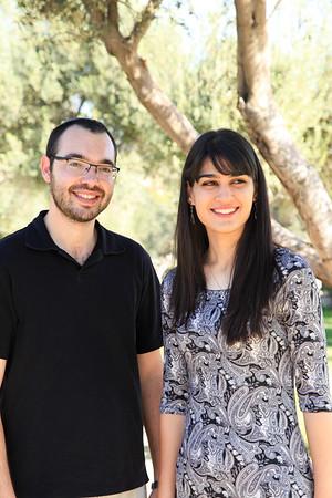 Chaim and Kinneret