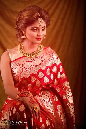 Bridal Makeover Idea Shoot