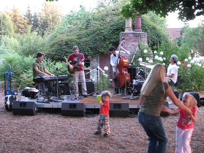 Music at The Edgefield