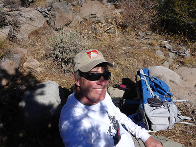 Babbitt Peak (W6/NS-132) SOTA Activation 10/19/2013