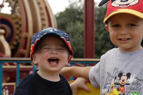Disney July 2007