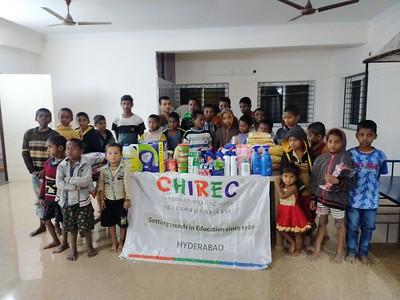 Groceries Distribution Drive To Prerna Orphanage