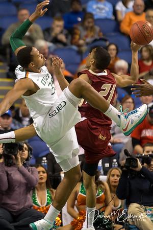 Boston College vs Miami