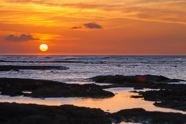 Sunset - Kohala Coast