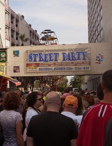 2010 Jimmy Buffett Street Fair - Las Vegas, NV