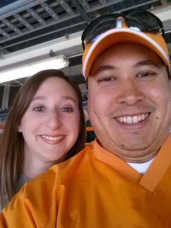 Auburn vs Tennessee 2013