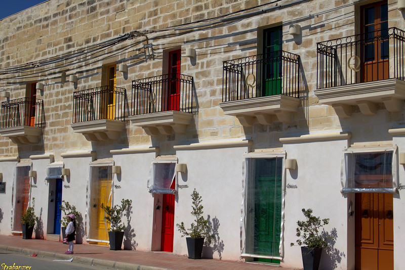 Marsaxlokk, Malta.   Quayside Apartments   03/24/2019 This work is licensed under a Creative Commons Attribution- NonCommercial 4.0 International License