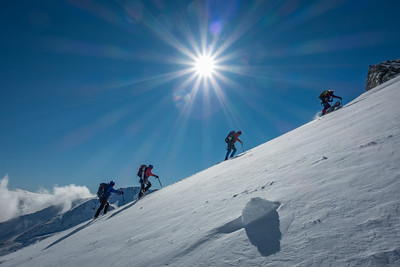 Remarkables Ice and Mixed Festival Snowcraft 2016