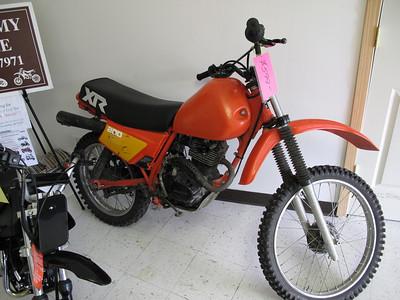1994 Honda XR200