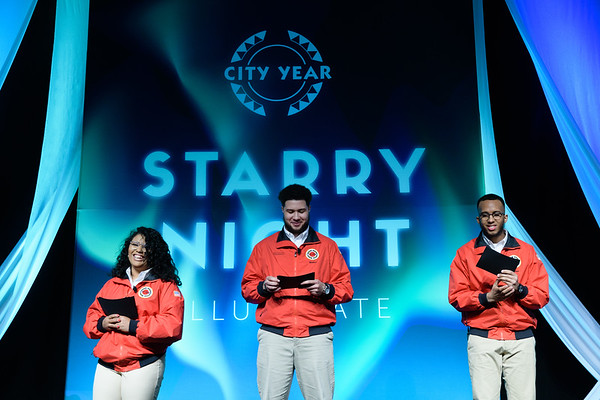 Starry Night 2018 City Year Boston