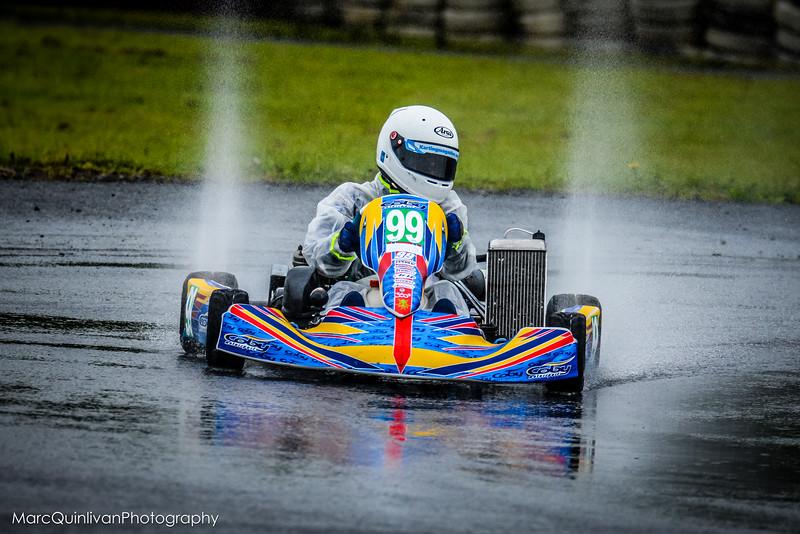 Motorsport Ireland Karting Championship 2016 - Round 5 - Galway