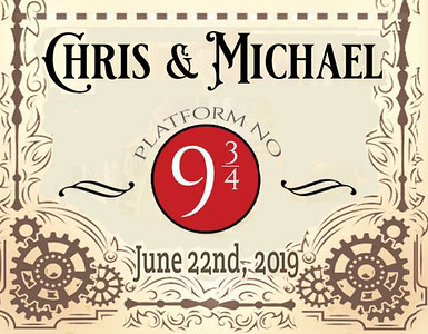 22-06-2019 ~ Chris and Michael's Wedding