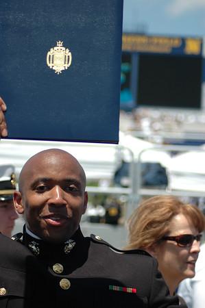USNA Graduation 2012