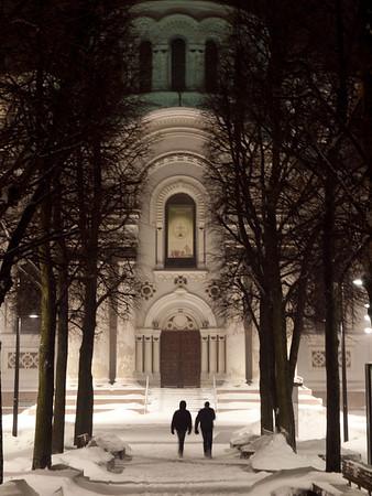 Kaunas Winter 2010