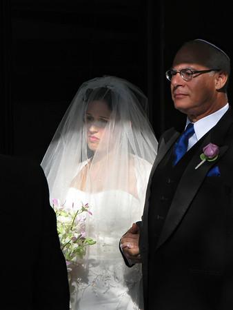 Lev and Sarah's wedding
