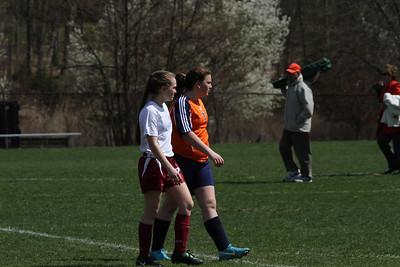 Soccer - 8th grade - kelsey's team