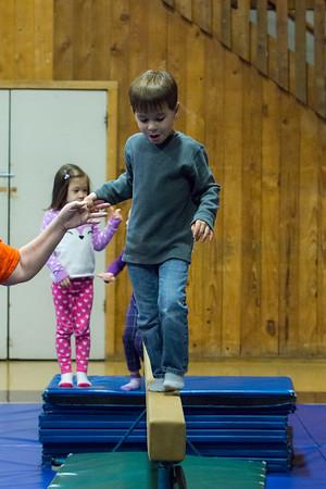 NPD Gym Tigers Camp 2015