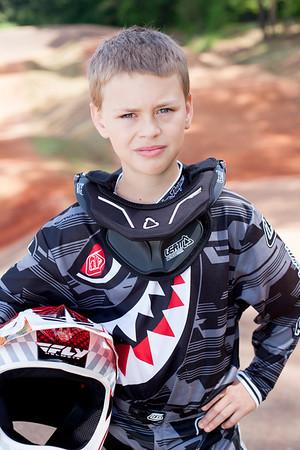 J. BMX Racing