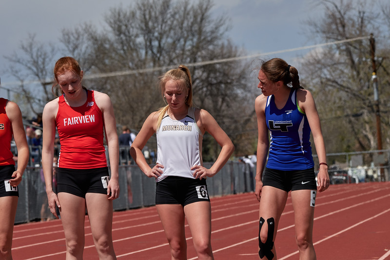 BOCO High School track meet